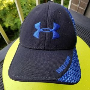Under Armour Fitted Logo Cap Hat